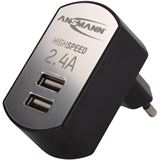 Ansmann USB Charger 2.4A HighSpeed
