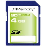 2 GB CnMemory Silver SD 60x Retail