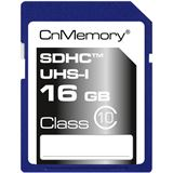 16 GB CnMemory Ultra High Speed SDHC Class 10 UHS-I Retail