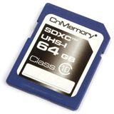 64 GB CnMemory Ultra High Speed SDXC Class 10 UHS-I Retail