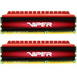 16GB Patriot Viper 4 Series DIMM Kit DDR4-2800, CL16-18-18-36