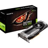 8192MB Gigabyte GeForce GTX 1080 Founders Edition Aktiv PCIe 3.0 x16 (Retail)