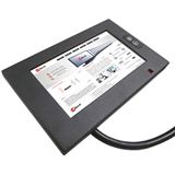 "7"" (17,78cm) Faytech FT07TMB Touch schwarz 800x480 1xHDMI / 1xVGA / S-Video"