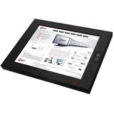 "10"" (25,40cm) Faytech FT0100TMB Touch schwarz 1024x768 1xHDMI / 1xVGA / S-Video"
