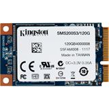 120GB Kingston SSDNow mS200 mSATA 6Gb/s MLC (SMS200S3/120GBK)