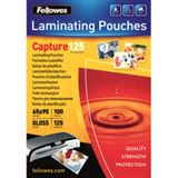 Fellowes Laminierfolientasche, 65 x 95 mm, 250 mic