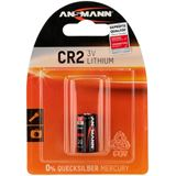 ANSMANN Photo-Batterie CR2 Lithium 3.0 V 1er Pack