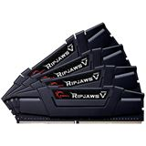 64GB G.Skill RipJaws V schwarz DDR4-3333 DIMM CL16 Quad Kit