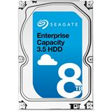 "8000GB Seagate Enterprise Capacity 512E ST8000NM0105 256MB 3.5"" (8.9cm) SATA 6Gb/s"