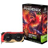 6144MB Gainward GeForce GTX 1060 Phoenix Golden Sample Aktiv PCIe 3.0 x16 (Retail)
