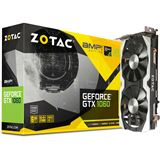 6GB ZOTAC GeForce GTX 1060 AMP! Edition Aktiv PCIe 3.0 x16 (Retail)