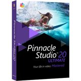corel Studio 20.0 Ultimate 32 Bit Multilingual Multimedia Vollversion 1 User PC (DVD)