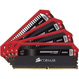 32GB Corsair Dominator Platinum ROG Edition DDR4-3200 DIMM CL16 Quad Kit