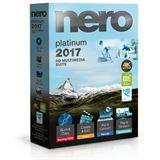 Nero Nero 2017 Platinum 32 Bit Deutsch Brennprogramm Vollversion PC (CD)