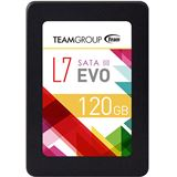 "120GB TeamGroup L7 EVO 2.5"" (6.4cm) SATA 6Gb/s TLC Toggle (T253L7120GTC101)"