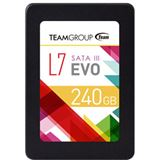 "240GB TeamGroup L7 EVO 2.5"" (6.4cm) SATA 6Gb/s TLC Toggle (T253L7240GTC101)"