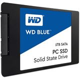 "1000GB WD Blue 2.5"" (6.4cm) SATA 6Gb/s TLC Toggle (WDS100T1B0A)"