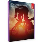 Adobe Premiere Elements 15.0 32 Bit Deutsch Videosoftware Vollversion PC / Mac (DVD)