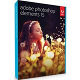 Adobe Photoshop Elements 15.0 32 Bit Deutsch Multimedia Upgrade 1 User PC / Mac (DVD)