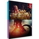 Adobe Photoshop Elements 15.0 und Premiere Elements 15.0 32 Bit Deutsch Videosoftware Vollversion 1 User PC / Mac (DVD)