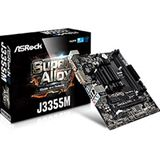 ASRock J3355M SoC So.BGA Dual Channel DDR3 mATX Retail