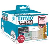 Dymo LabelWriter-Etiketten High Performance, 25 x 25 mm