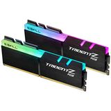 32GB G.Skill Trident Z RGB DDR4-3200 DIMM CL16 Quad Kit