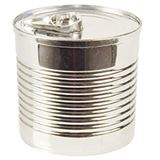 "Papstar Fingerfood-Becher ""Tin can"", 110 ml, silber"