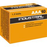 Duracell Batterien Micro AAA 1,5V Industrial 10er-Pack