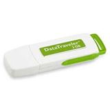 2GB Kingston DataTraveler I lime green USB 2.0