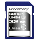 32 GB CnMemory Ultra High Speed SDHC Class 10 UHS-I U3 Retail