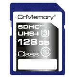128 GB CnMemory Ultra High Speed SDXC Class 10 UHS-I U3 Retail
