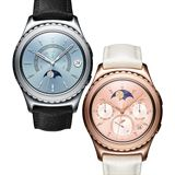 Samsung Smartwatch Gear S2 classic, rosegold