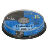 Intenso DVD+R 4.7 GB 10er Spindel (4111152)