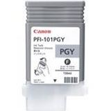 Canon Tinte PFI-101PGY 0893B001AA grau photo