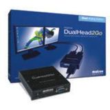 Matrox DualHead2Go Analog USB Edition Adapter für 2x VGA Stecker (D2G-A2A-IF)