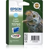 Epson Tinte T0795 C13T079540 cyan hell