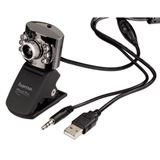 Hama Metal Pro Webcam USB