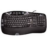 Logitech Wave Keyboard (DE)