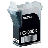 Brother Tinte LC800BK schwarz