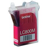 Brother Tinte LC800M magenta