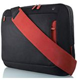 "Belkin Notebook Messenger Bag 17"" (43,2cm) jet/cabernet"