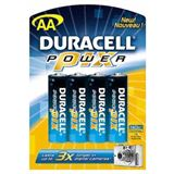 Duracell Power Pix AA / Mignon Nickel-Oxy-Hydroxid 1.5 V 4er Pack