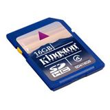 16 GB Kingston High Capacity SDHC Class 4 Bulk