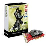 512MB PowerColor Radeon HD 3650 GDDR2 AGP