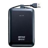 "HD2E 320GB Buffalo MiniStation Pro 2.5"" (6.35cm) Schwarz USB2.0"