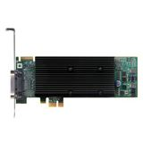 512MB Matrox M9120 Plus Low Profile Passiv PCIe x1 (Retail)