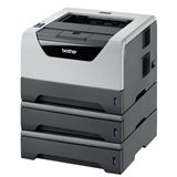 Brother HL-5350DNLT G2 S/W Laser Drucken LAN/Parallel/USB 2.0