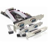 Delock 89177 5 Port PCIe x1 retail