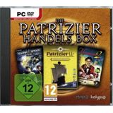 Händler-Compilation (Patrizier 2 / Vermeer 2 / Darkstar One) (PC)